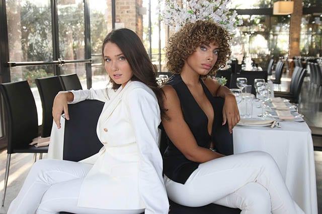 רומי אברג'ל ודניאל ווינרייב אולמי גאיה בשיתוף עמותת תהלה צילום אור גפן - Fashion Israel - 2020 חדשות אופנה 2020, כתבות אופנה 2020, טרנדים 2020, מגזין אופנה ישראלי, אופנה -