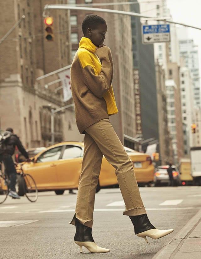 Fashion Israel - חדשות אופנה, כתבות אופנה, טרנדים, מגזין אופנה, אופנה - H&M STUDIO AW19 - צילום הנס מוריץ13