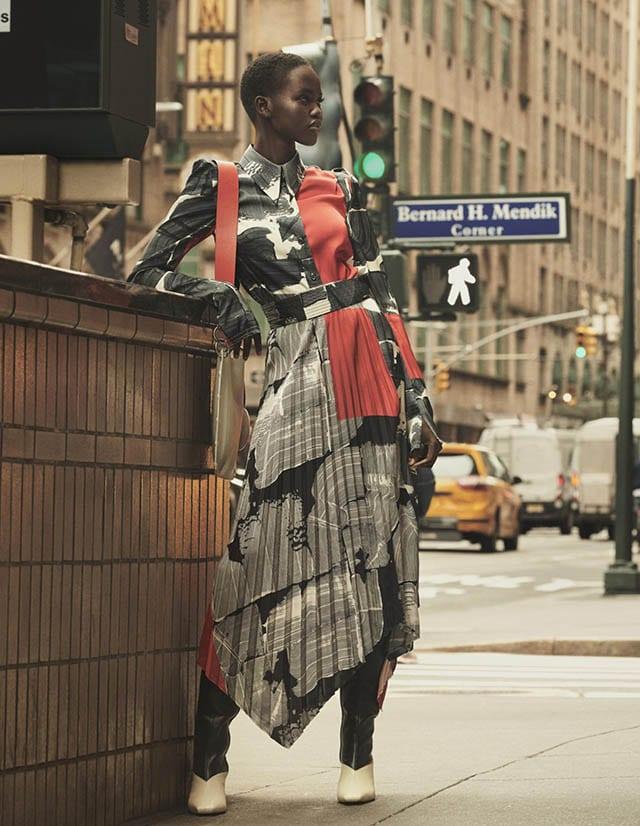 Fashion Israel - חדשות אופנה, כתבות אופנה, טרנדים, מגזין אופנה, אופנה - H&M STUDIO AW19 - צילום הנס מוריץ3