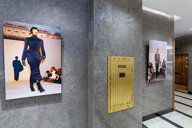 Fashion Israel - 2020 חדשות אופנה, כתבות אופנה 2020, טרנדים, מגזין אופנה, אופנה - ZAZ10TS+Exhibition+NY+Fashion+Rediscovered_from+the+collection+of+Yuriko+Tomita_304