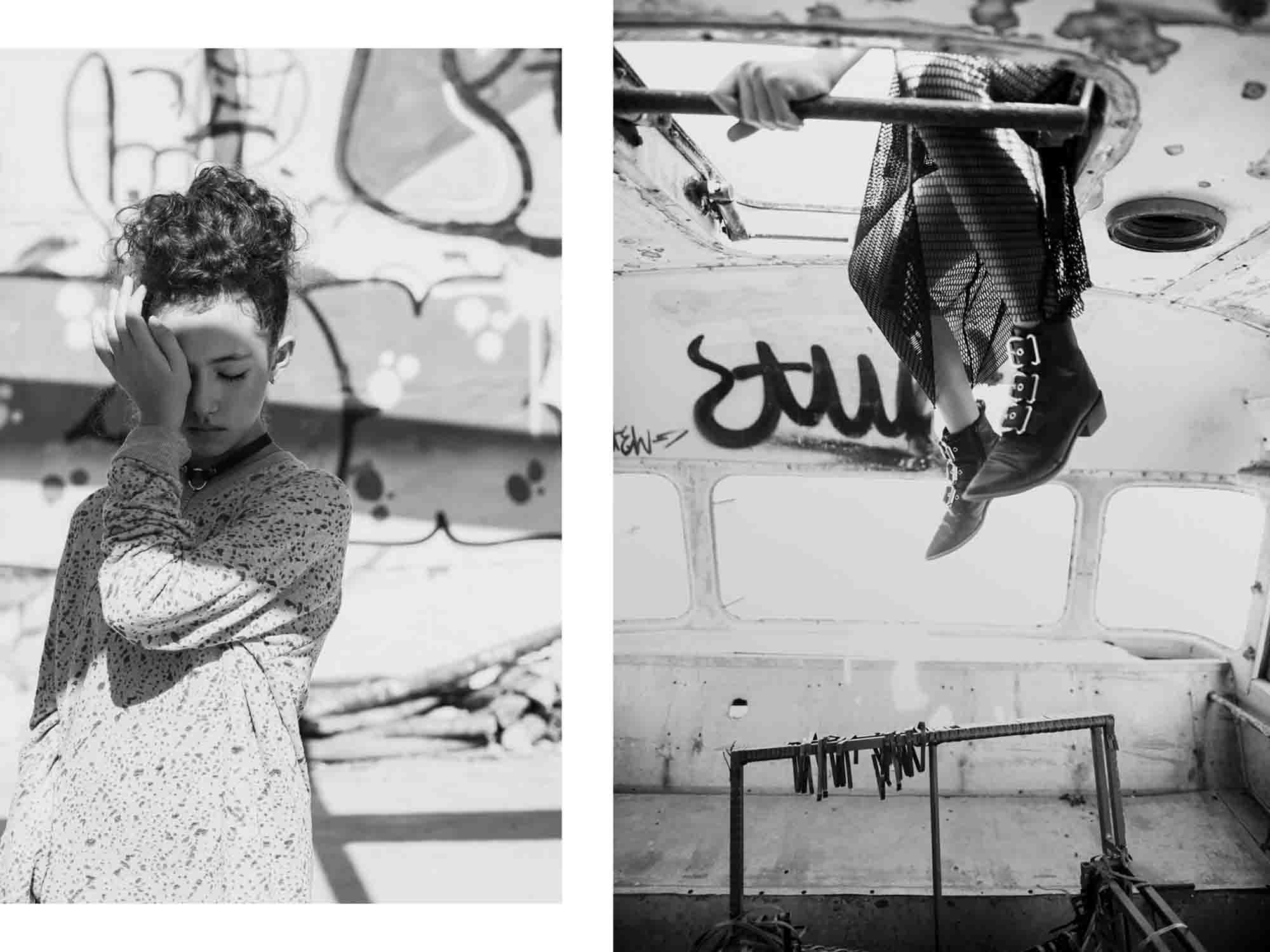 חדשות אופנה, כתבות אופנה, טרנדים, מגזין אופנה, אופנה, Fashion Academy: צילום והפקה: עופרה רון מזור, סטיילינג: ג׳ני טסלר, עיצוב שיער ואיפור: רביד פלג, עוזר צלם: גלעד שרם, וידאו בקסטייג: שירלי פוקס, דוגמנים: יהלי דוידוביץ, נעמה מזור, עלמה בן בסט, יובל קציר אופנה: zara, mango, ואוסף פרטי - 10