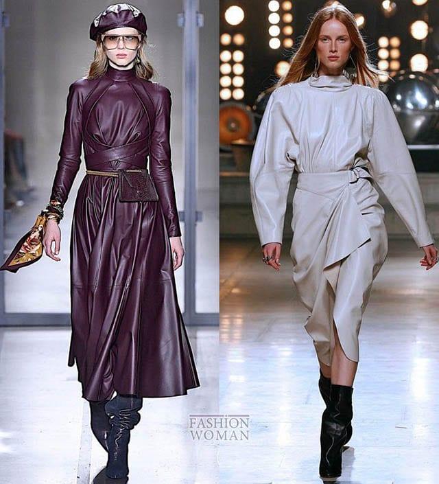 טרנדים 2020, Мода осень-зима 2019-2020_ основные тенденции