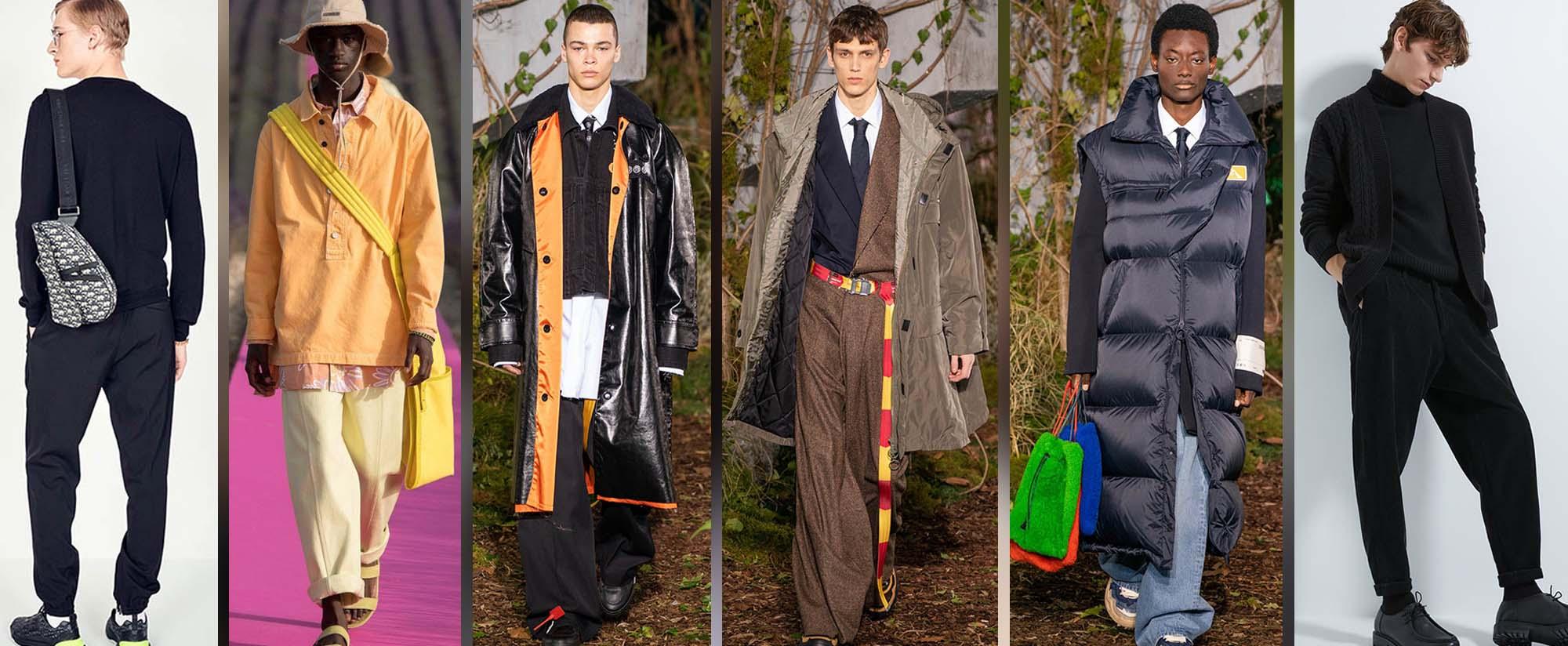 fashion israel' טרנדים אופנת גברים 2020