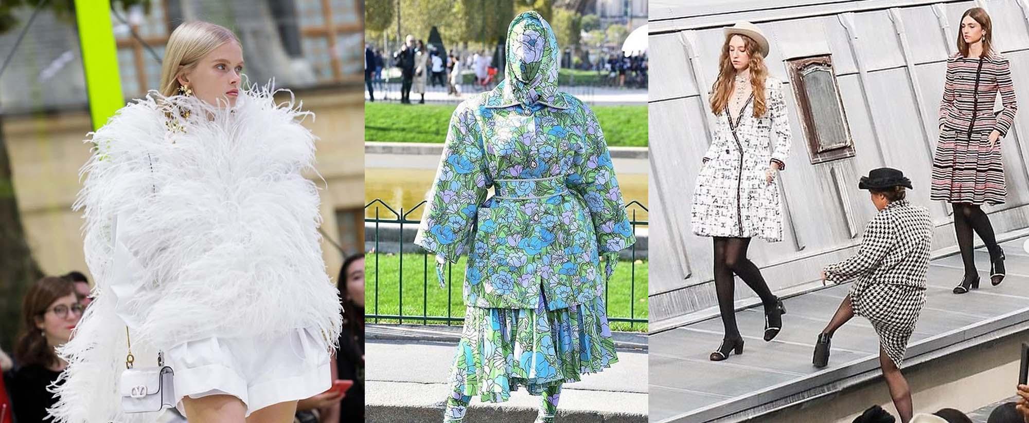 שבוע האופנה בפריז 2019, אופנה 2020, Fashion Israel, חדשות אופנה 2020, כתבות אופנה 2020, טרנדים 2020, מגזין אופנה ישראלי -
