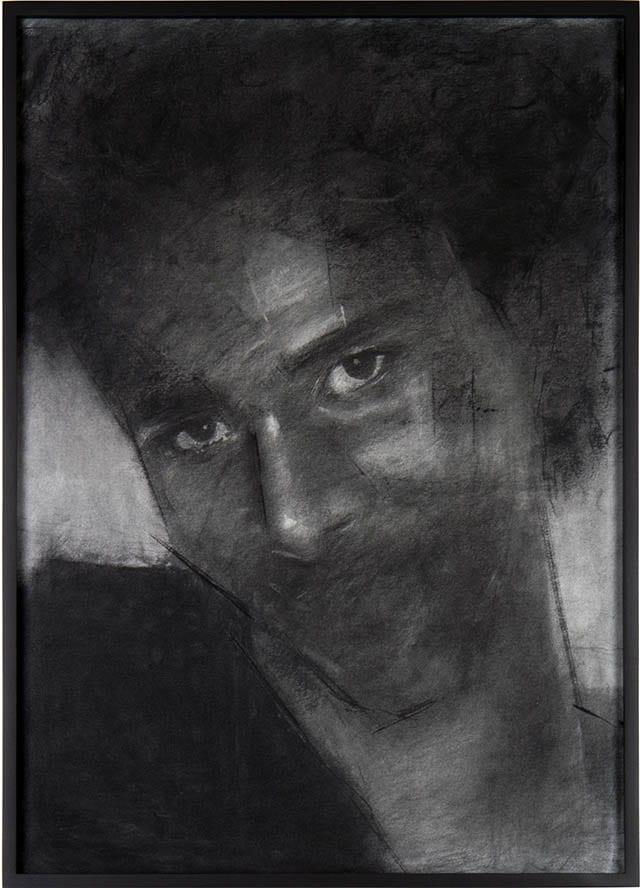 טיגיסט יוסף רון, הבן של פרנוס. יוסף סלמסה זל, 2019