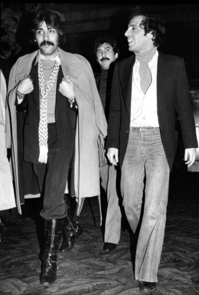 אופנה, אופנת גברים, Fashion Israel, חדשות אופנה, כתבות אופנה, טרנדים, FASHION MAGAZINE, מגזין אופנה ישראלי - שנות השבעים. צילום: פינטרסט