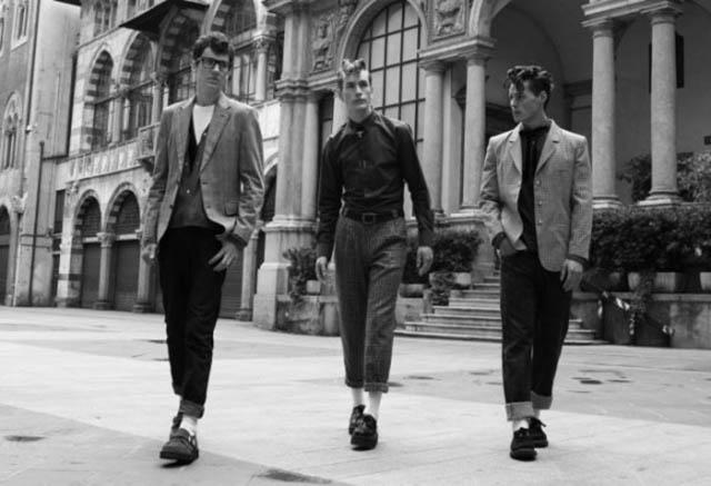 אופנה, אופנת גברים, Fashion Israel, חדשות אופנה, כתבות אופנה, טרנדים, FASHION MAGAZINE, מגזין אופנה ישראלי - שנות השישים. צילום: פינטרסט