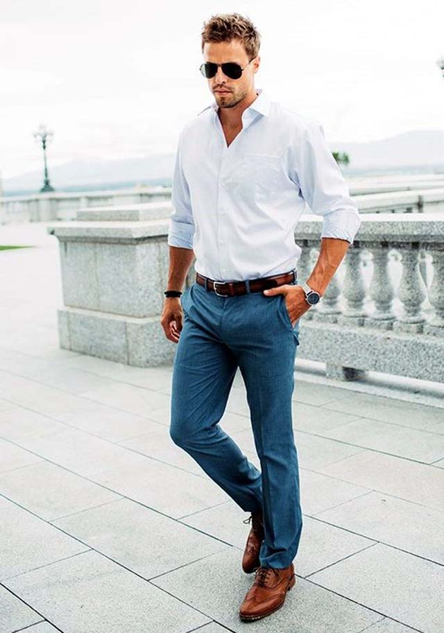 40 Exclusive Business Casual for Men