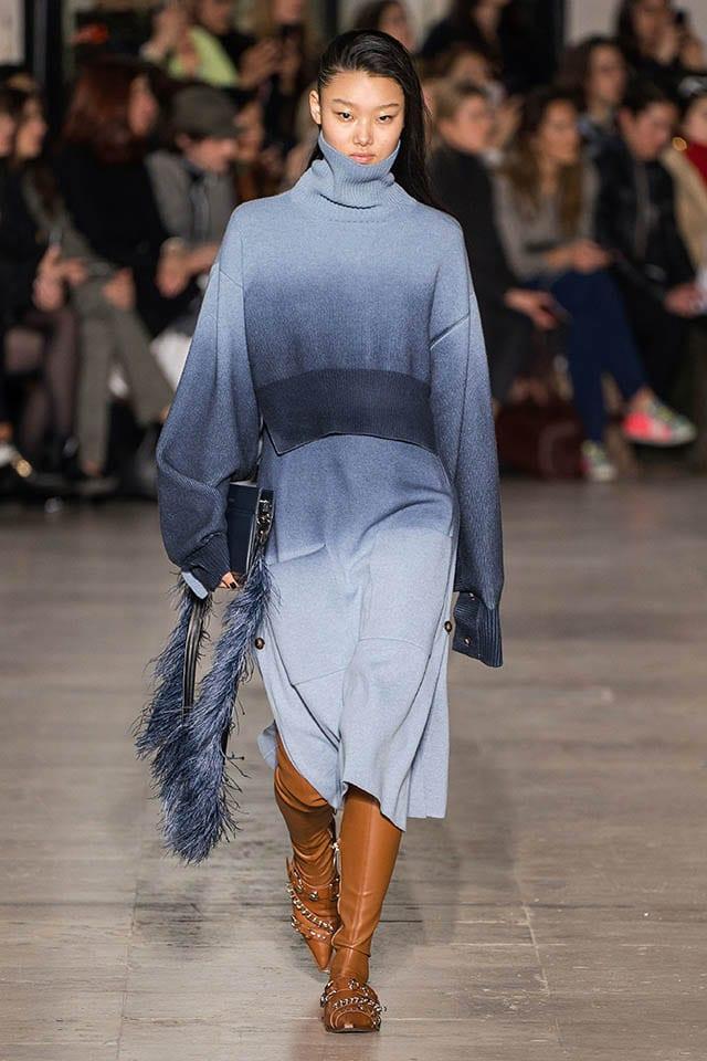 טרנדים 2020, Cédric Charlier Fall 2019 Ready-to-Wear Fashion Show