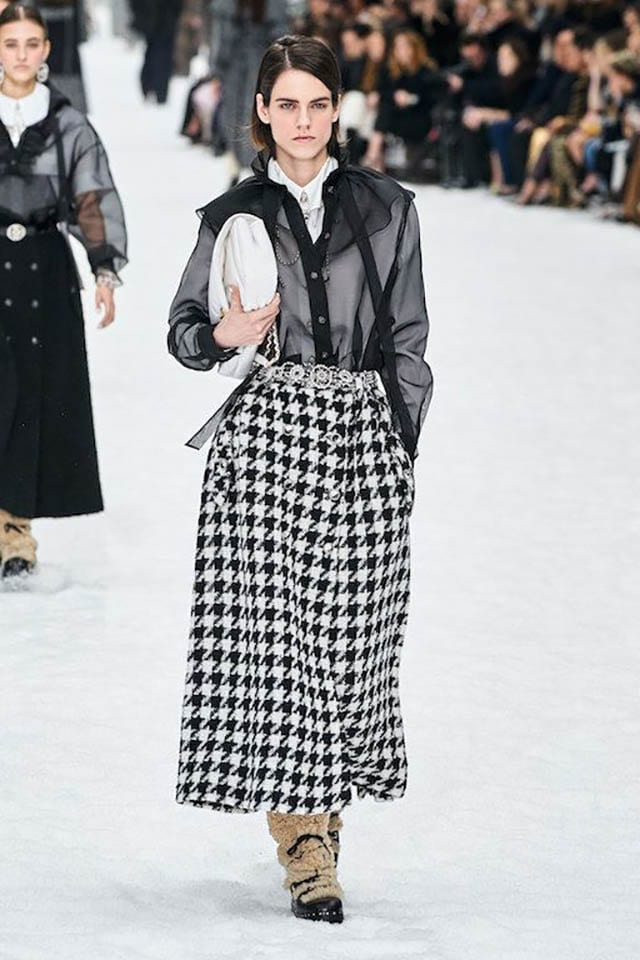 טרנדים 2020, Chanel Fall 2019 Ready-To-Wear Collection - Review