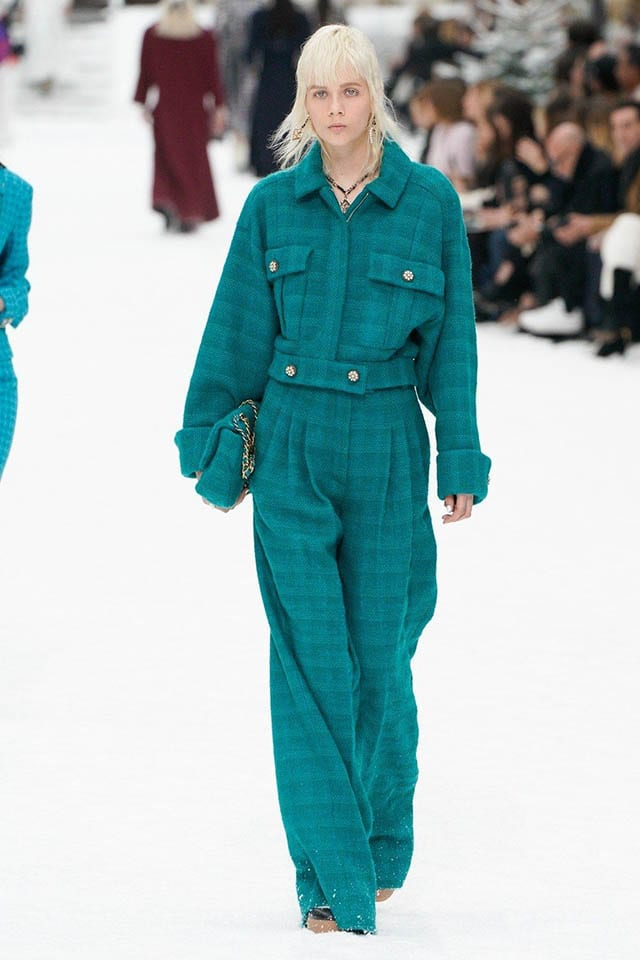 Chanel Herbst_Winter 2019-2020 Ready-to-Wear - Kollektion _ Vogue Germany