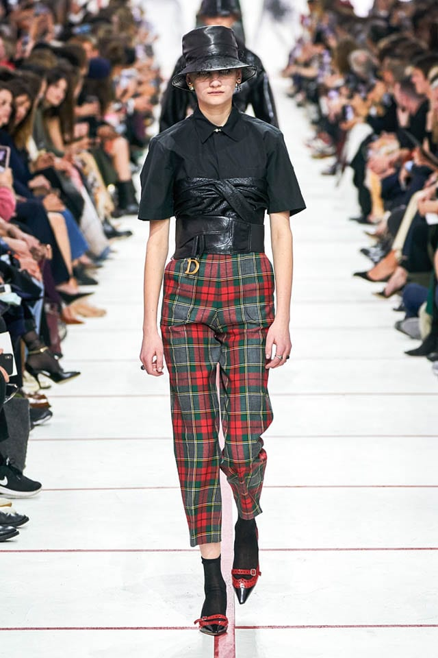 טרנדים 2020. Christian Dior Fall 2019 Ready-to-Wear Fashion Show