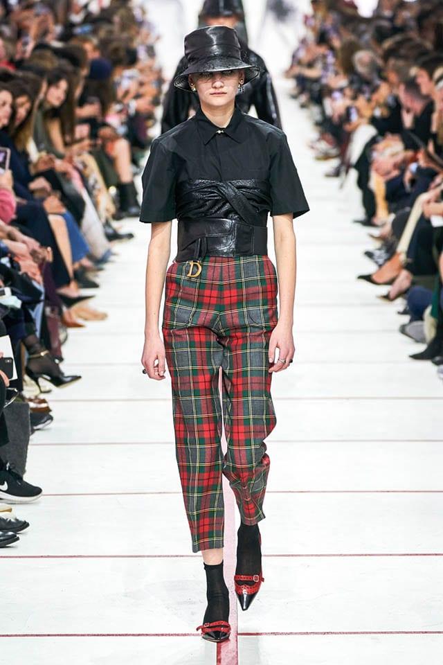 טרנדים 2020. Christian Dior Fall 2019 Ready-to-Wear Fashion Show