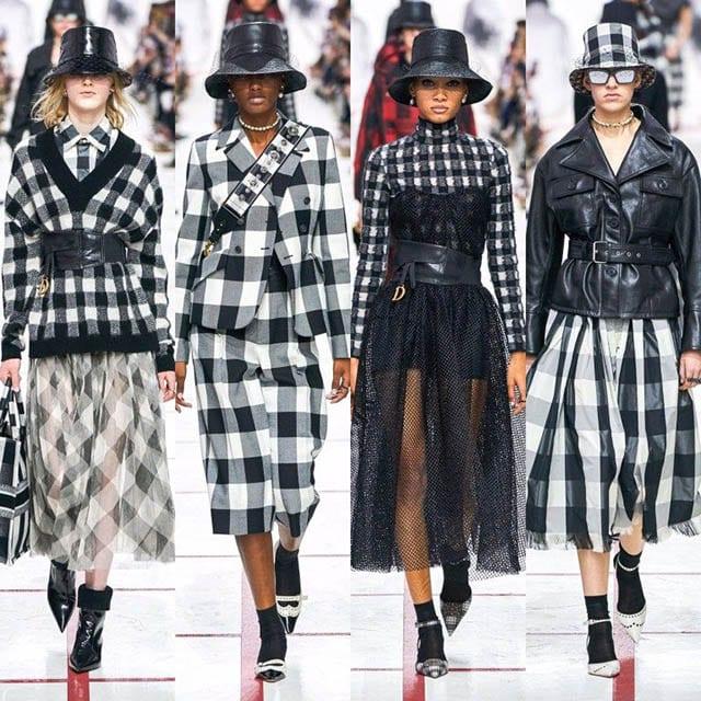טרנדים 2020, Christian Dior - Ready to Wear - Passarelando