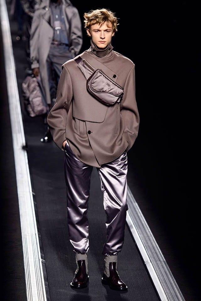 Dior Men Fall 2019 Menswear Fashion Show. צילום: פינטרסט