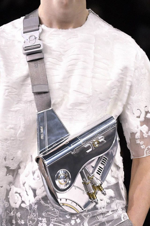 Dior x Sorayama Saddle Bag_ Why It's Easily Worth $30,000