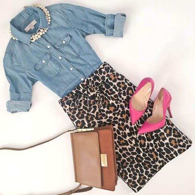 אופנה, Do's and Don'ts of Wearing Leopard Prints After 40 - Beverly Ennis Hoyle
