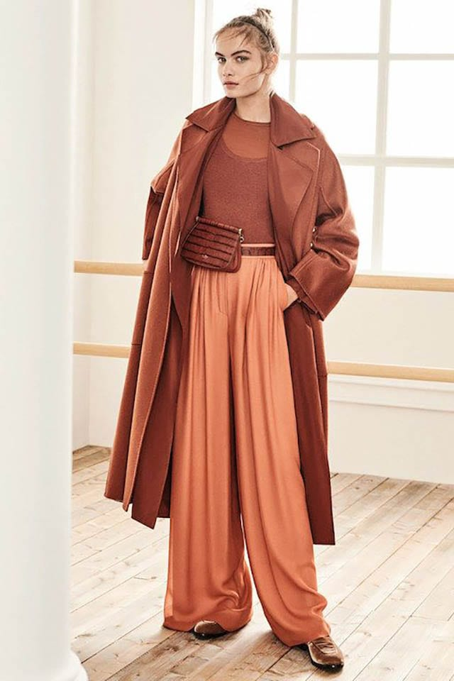 טרנדים 2020, Max Mara Pre-Fall 2019 Women's Collection - Milan