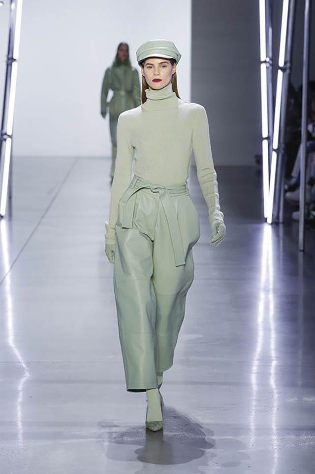 טרנדים 2020, Psychology Behind Fashion_ Sally LaPointe Fall _ Winter 2019 — christie ferrari