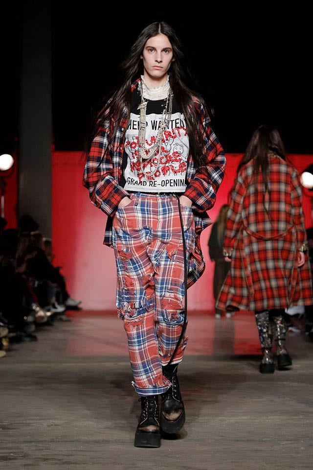 טרנדים 2020. R13 Ready To Wear Fall Winter 2019 New York