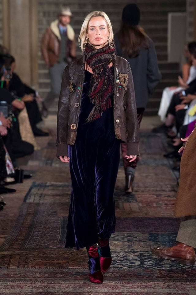 טרנדים 2020, Ralph Lauren Spring_Summer 2019 Ready-To-Wear