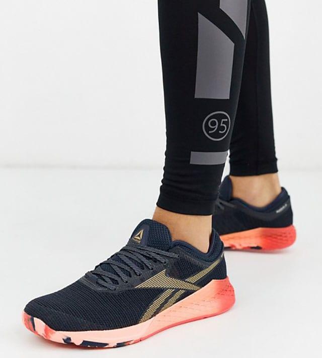 נעלי ספורט Reebok. צילום: פינטרסט