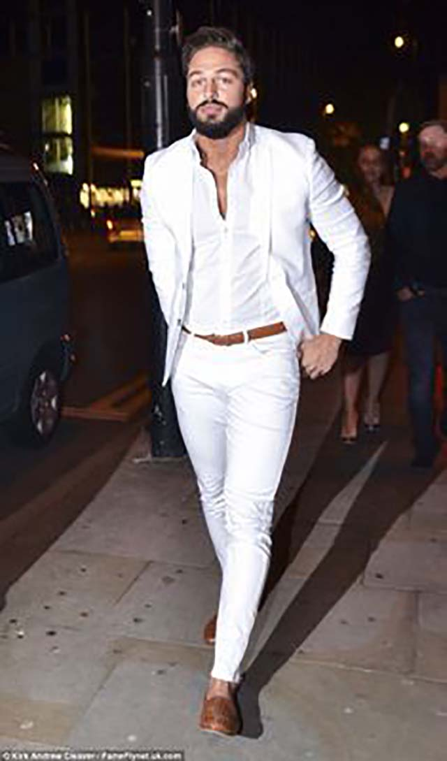 White Summer Party Outfits For Men - thelatestfashiontrends_com