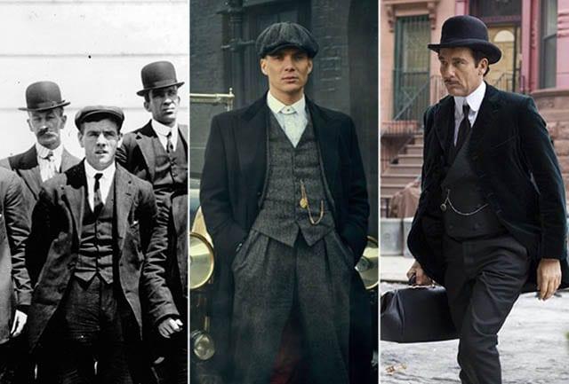 חליפה גברית, אופנה, fashion, מגזין אופנה, fashion magazine, טרנדים - חליפה גברית 1900.חליפה גברית. צילום: פינטרסט