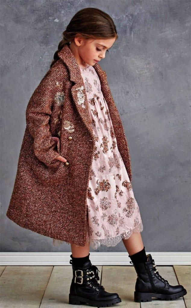 בגדי ילדים, מגזין אופנה, כתבות אופנה, צילום: פינטרסט