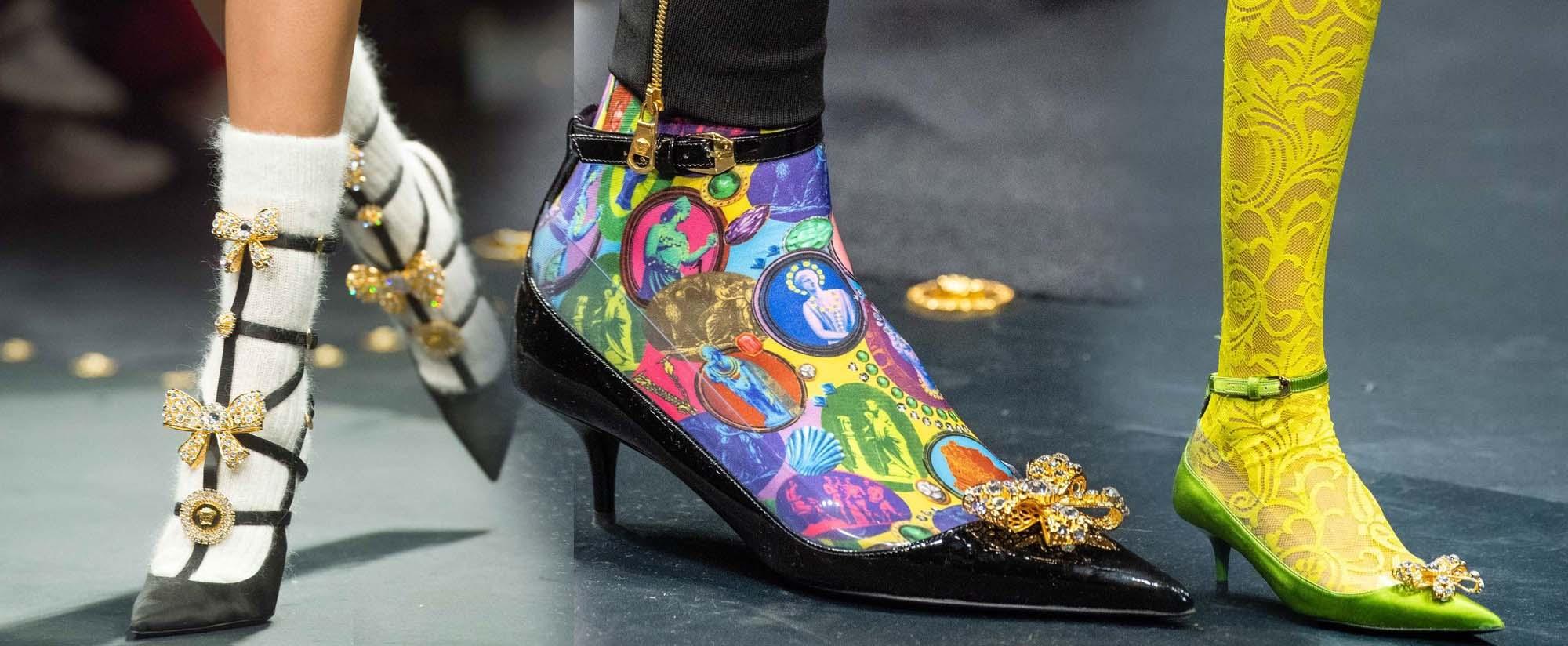 טרנדים נעליים