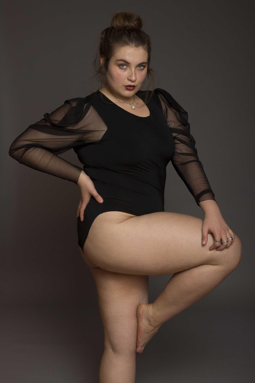 לורן שטרן. צילום: הדר חזן, Fashion Israel-מגזין אופנה ישראלי -