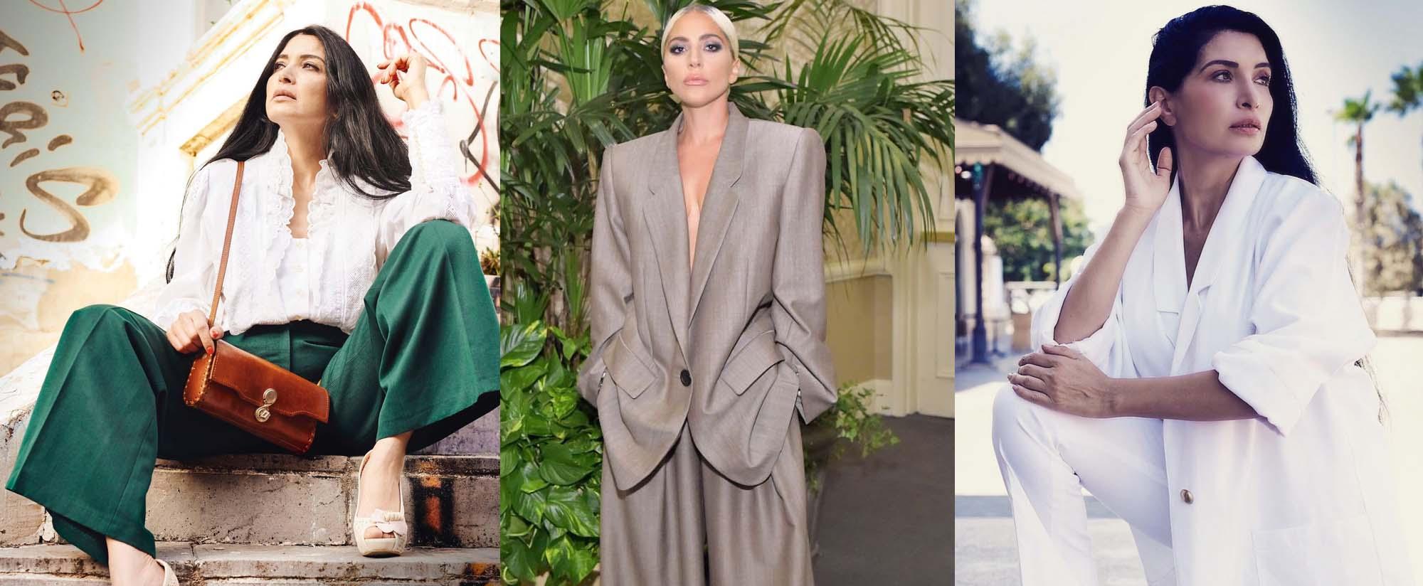 לידי גאגא בחגיגת הנשים השנתית של ELLE. צילום: פינטרסט, אופנה, Fashion Israel