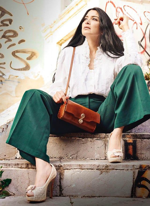 בתמונה מאיה אושרי כהן. kimkandler.com. צילום: kim kandler