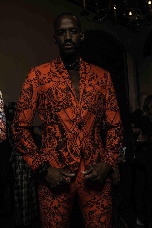 שבוע האופנה בפריז, nativ tattoo, נתיב יוחאי מאור , גלעד קבלרו - 1