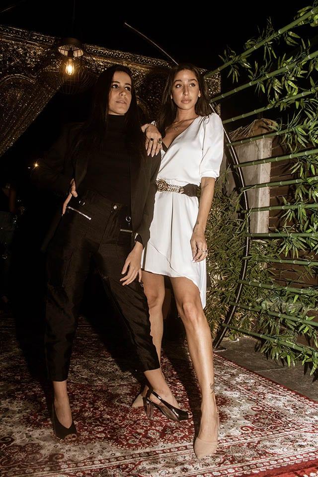 שני גולדשטיין ואבישג נגר. צילום: Morgan Jamie, חדשות האופנה