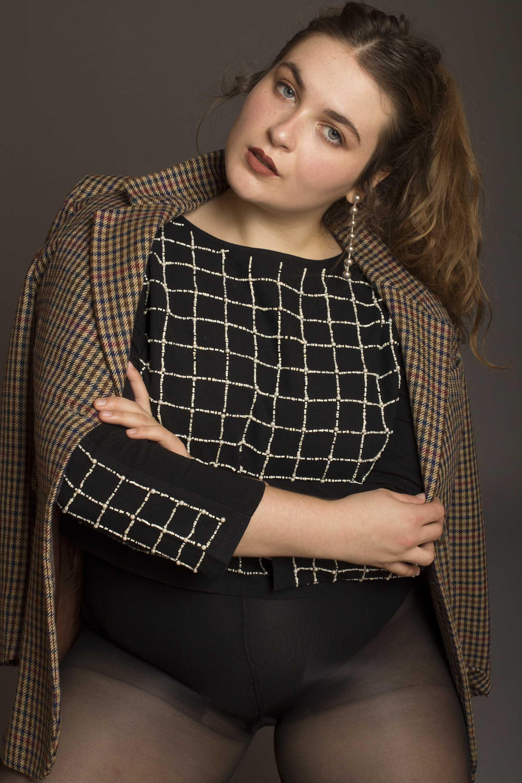 לורן שטרן. צילום: הדר חזן, Fashion Israel-מגזין אופנה ישראלי - 3