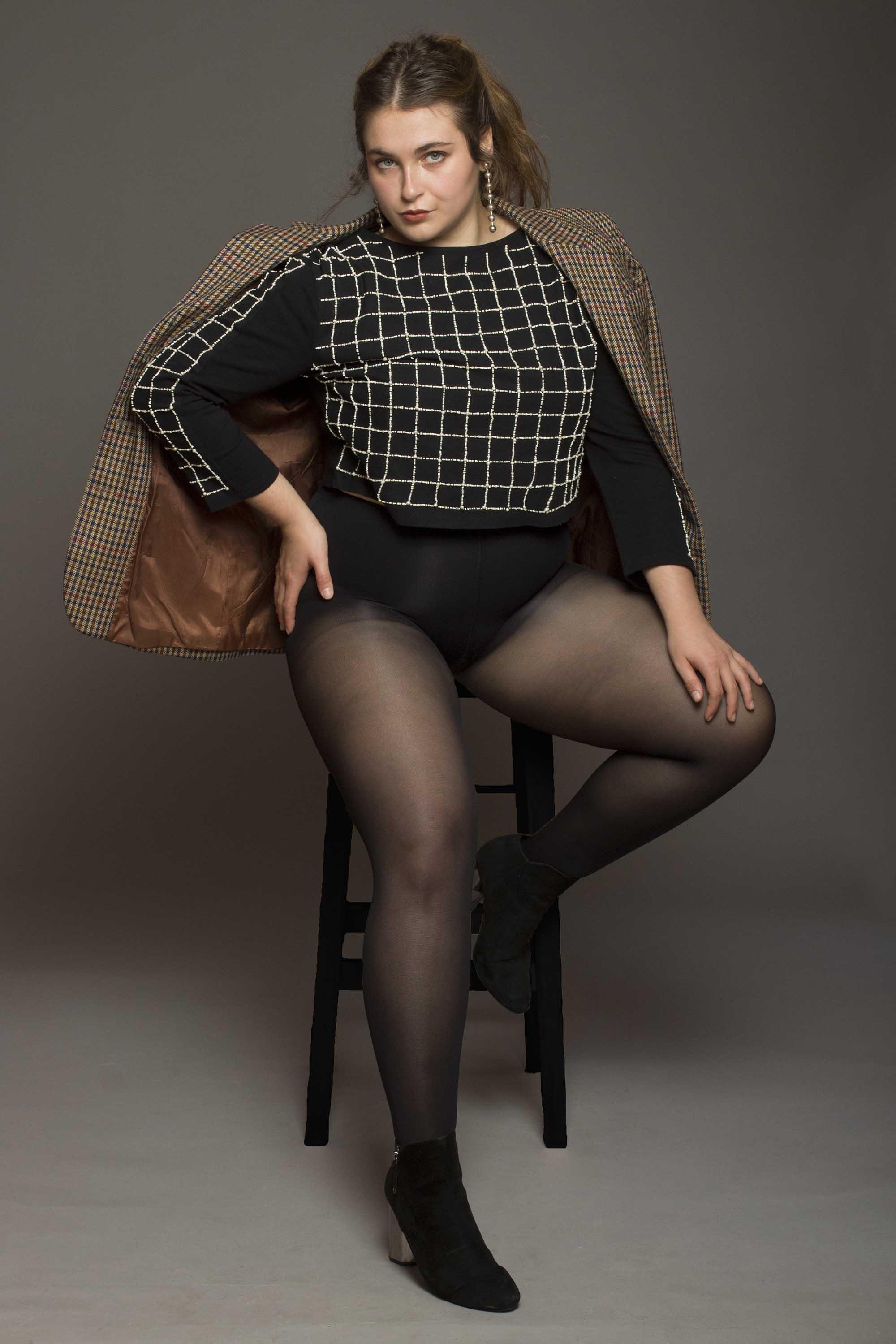 לורן שטרן. צילום: הדר חזן, Fashion Israel-מגזין אופנה ישראלי - 5