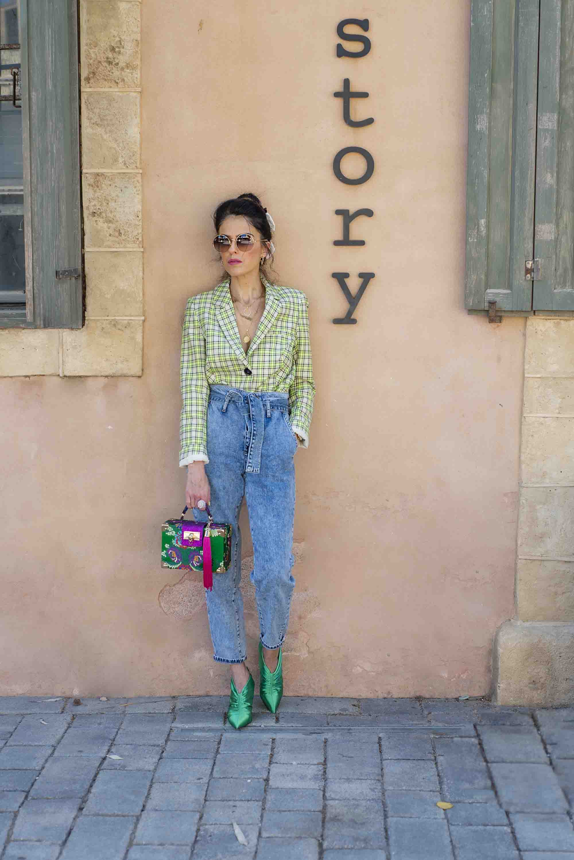 Fashion Israel-מגזין אופנה ישראלי, מירב רום, צילום לימור יערי - 9