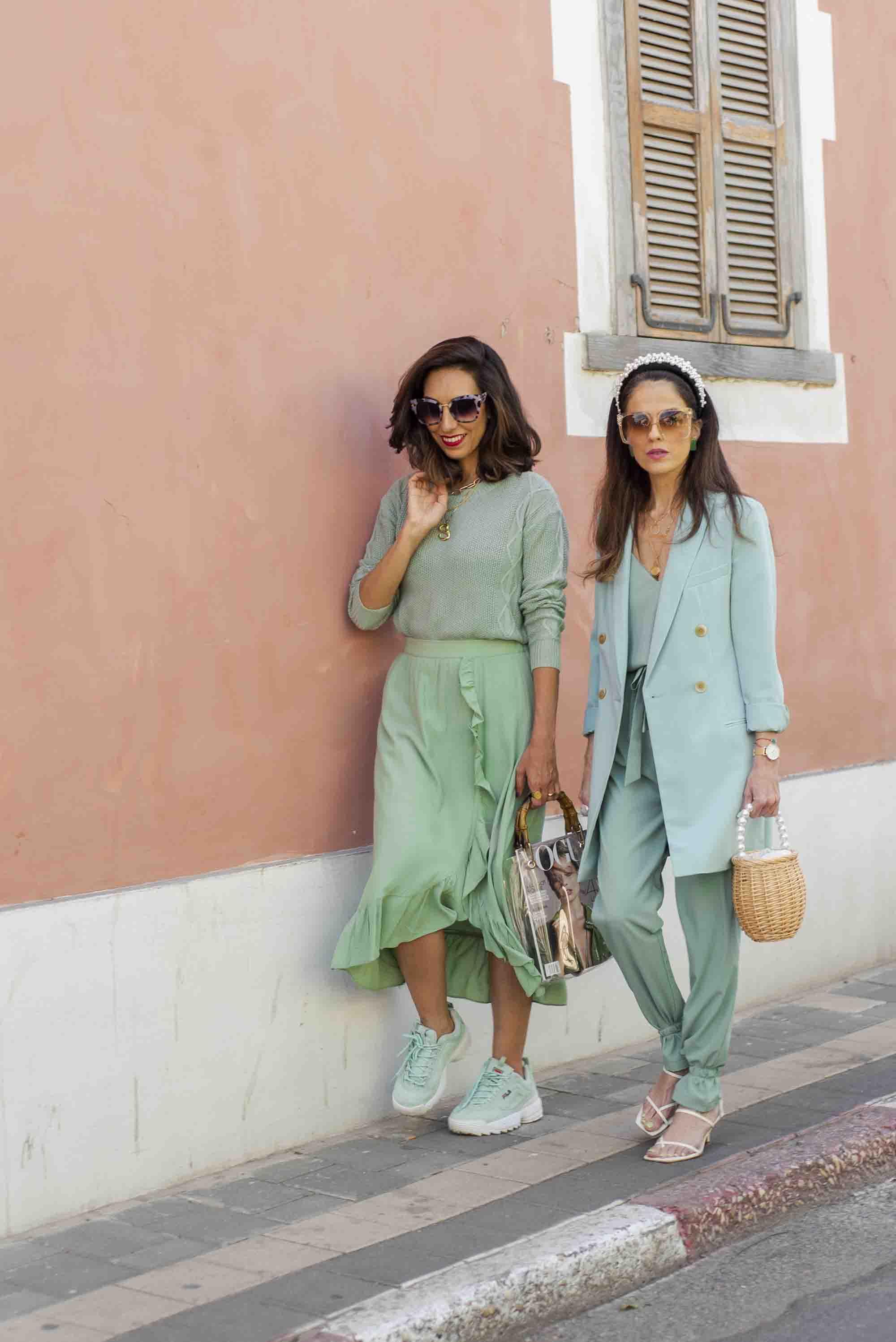 Fashion Israel-מגזין אופנה ישראלי, מירב רום, שגית שליו, צילום לימור יערי - 3