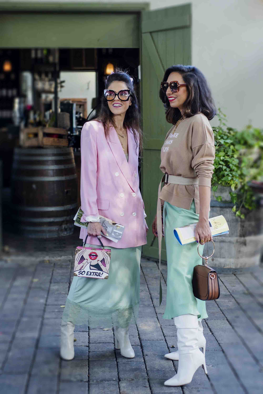 Fashion Israel-מגזין אופנה ישראלי, מירב רום, שגית שליו, צילום לימור יערי - 2
