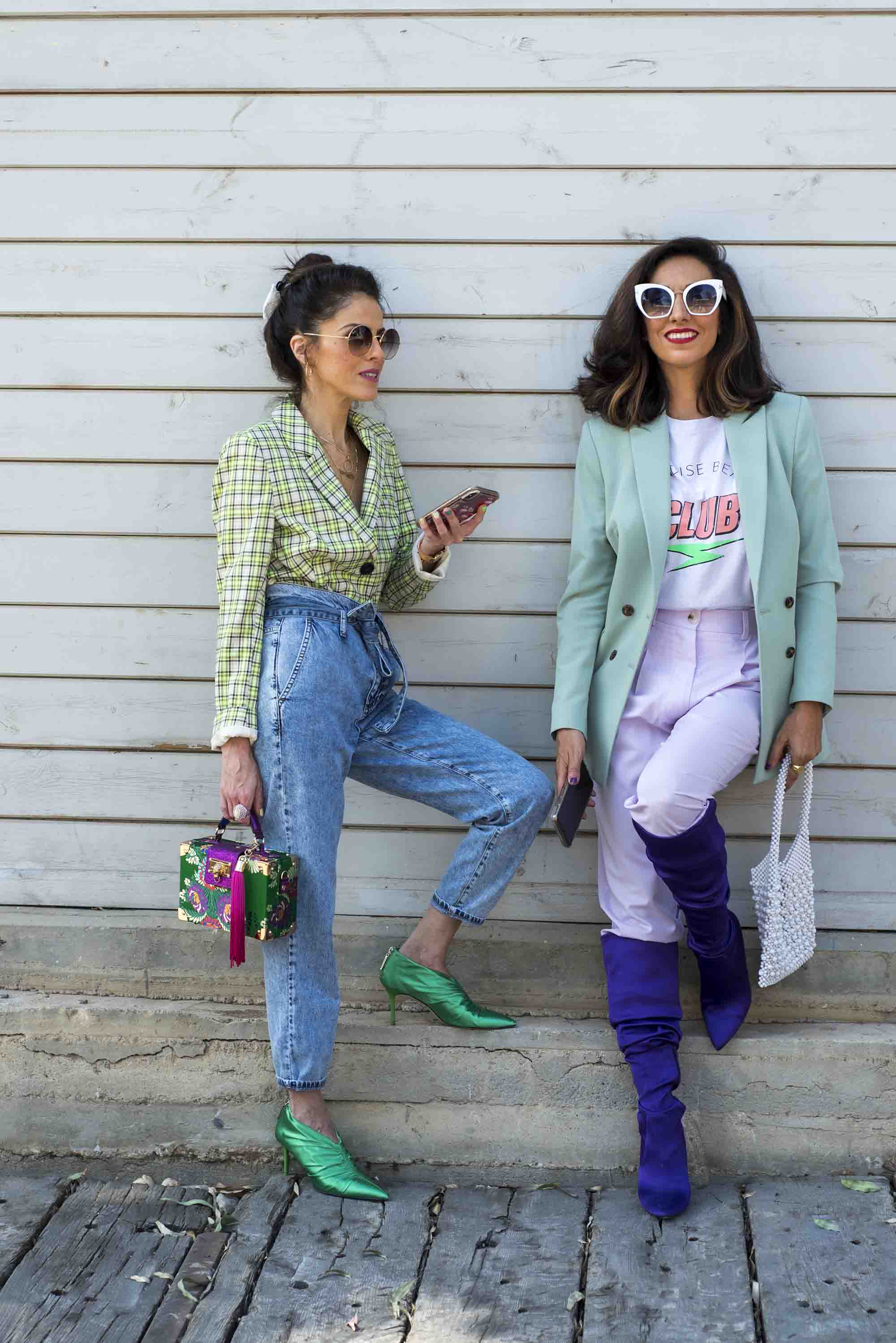 Fashion Israel-מגזין אופנה ישראלי, מירב רום, שגית שליו, צילום לימור יערי -
