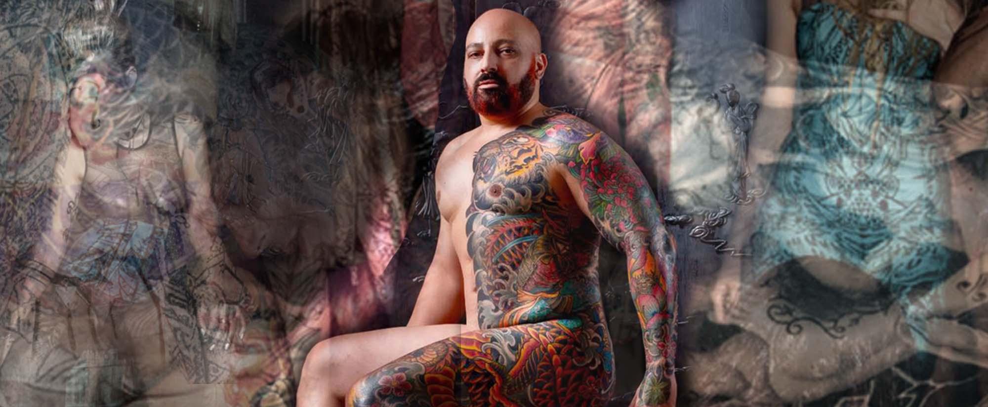 נתיב יוחאי מאיר, אופנה, Fashion Israel, קעקועים, nativ tattoo