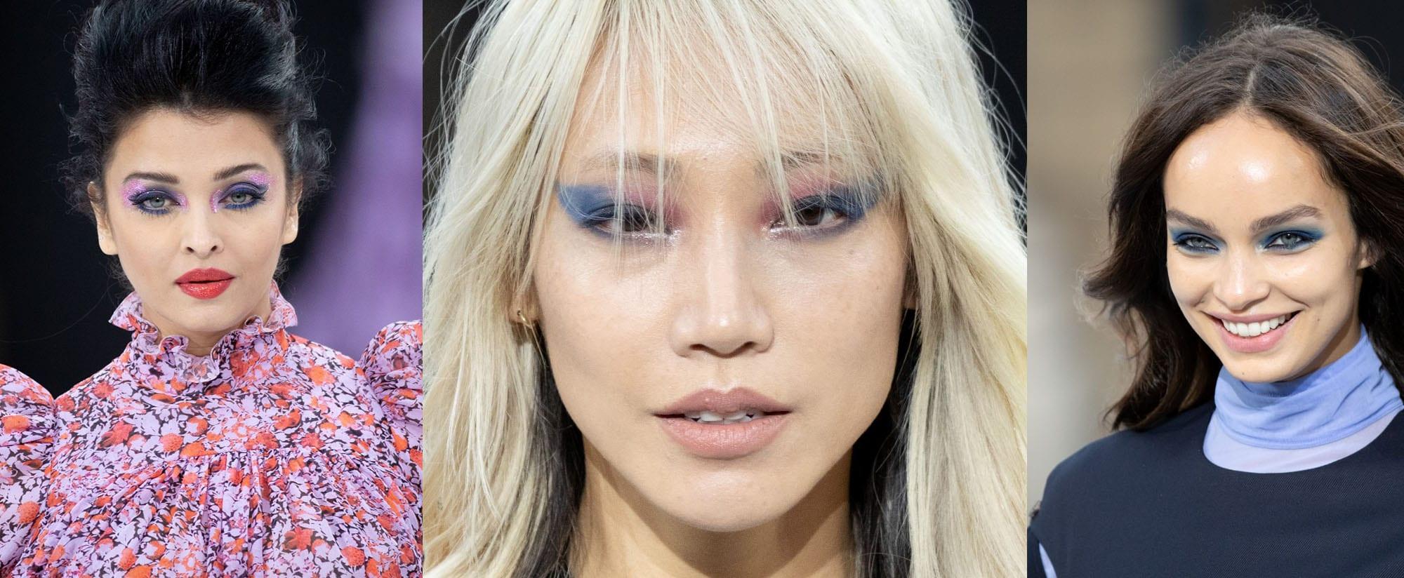 שילוב הטרנדים מתצוגה אופנה לוריאל פריז צילום יחצ חול, Fashion Israel