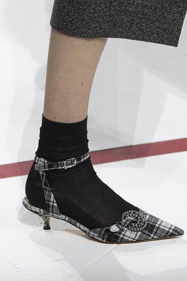 Christian Dior at Paris Fashion Week Fall 2019