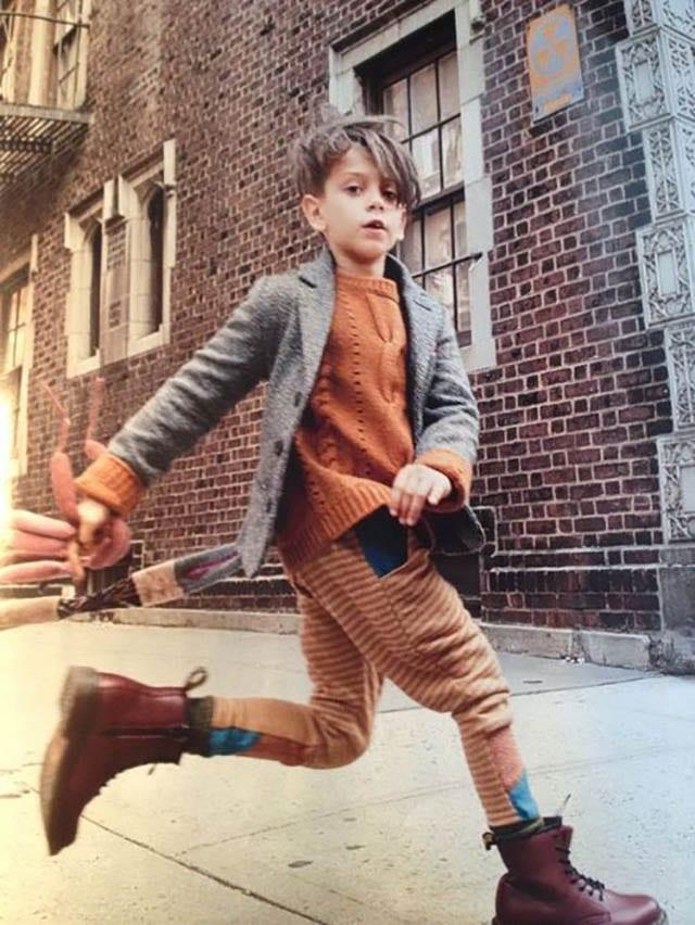 כתבות אופנה, Couture Enfants