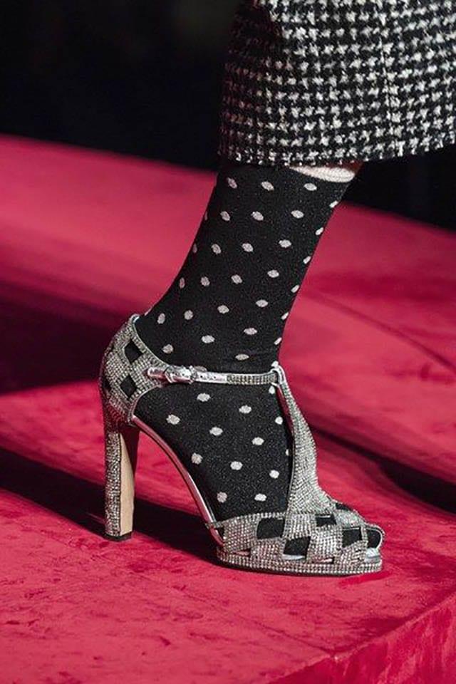 Dolce & Gabbana Fall 2019 Ready-to-Wear Fashion Show (1)
