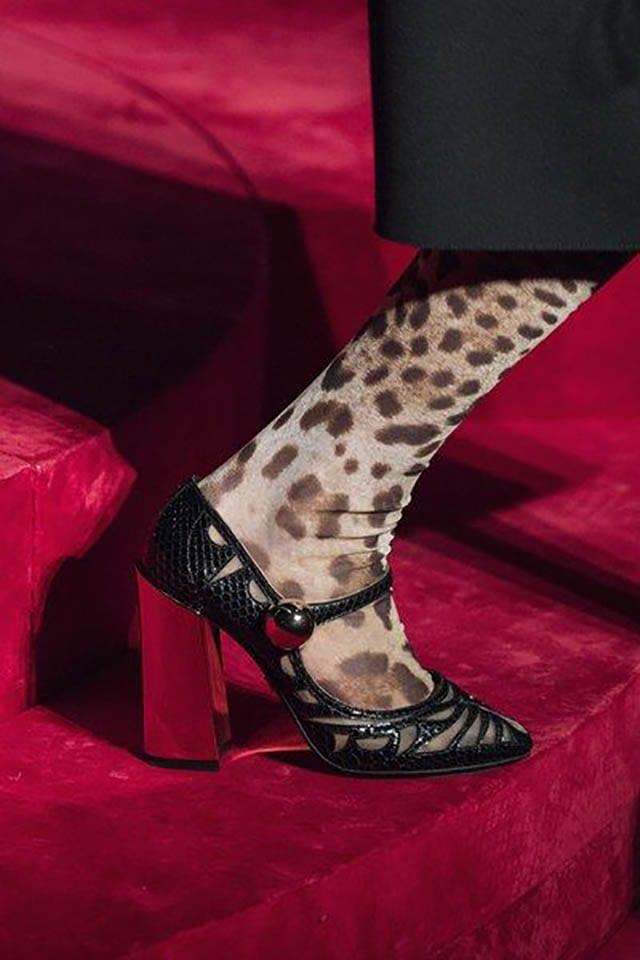 Dolce & Gabbana Fall 2019 Ready-to-Wear Fashion Show
