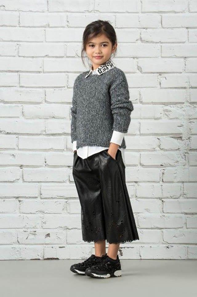 מגזין אופנה, בגדי ילדים,, Ermanno Scervino