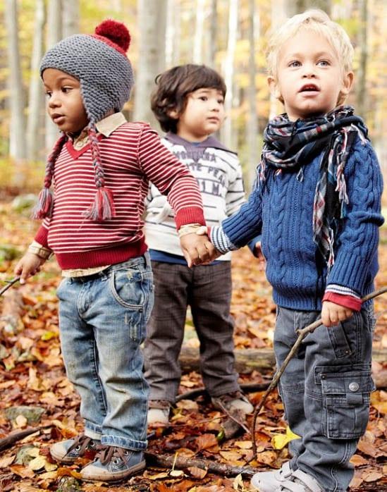מגזין אופנה, בגדי ילדים, כתבות אופנה, Jeans, layers and scarves are great, but every boy…