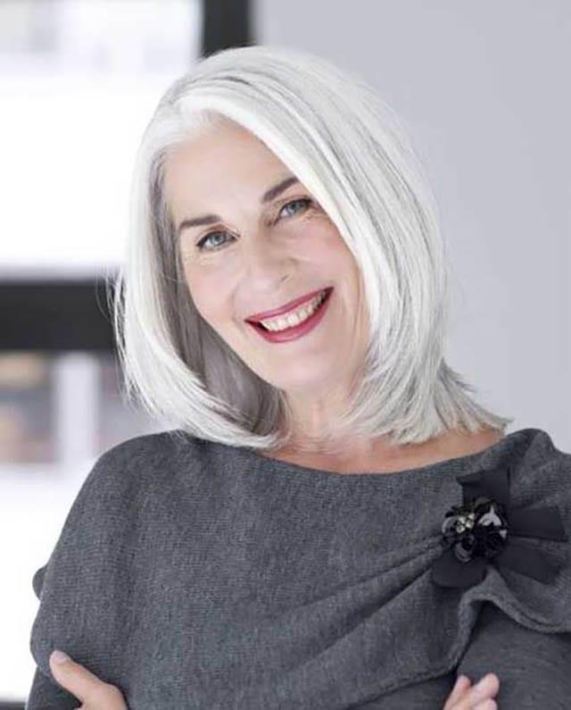 מגזין אופנה, פרשת חיי שרה, Nice Bob Haircuts for Older Ladies _ Bob Hairstyles 2018 - Short Hairstyles for Women